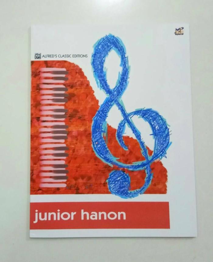 harga Buku piano junior hanon Tokopedia.com
