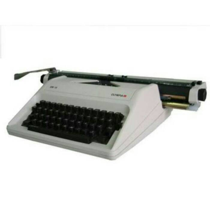 harga Mesin ketik olympia sm18 ukuran a3/18inch -manual typewriter/tik sm 18 Tokopedia.com