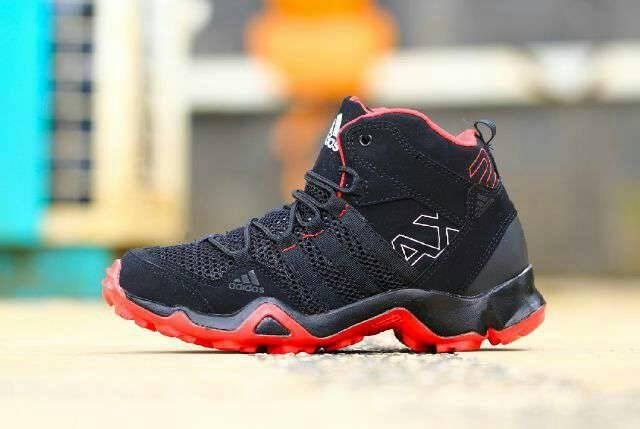 Foto Produk sepatu boot sporty pria keren gym fitnes running basket import murah dari Bintang Sepatu