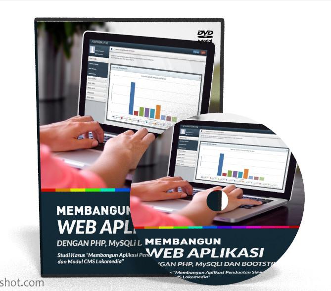 harga Video tutorial membangun web aplikasi dengan php mysqli dan boostrap Tokopedia.com
