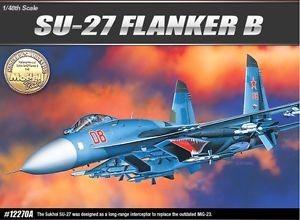 harga Academy military 1/48 plastic model kit sukhoi su 27 flanker #12270 Tokopedia.com