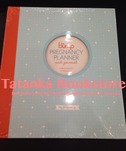 harga The bump pregnancy planner & journal Tokopedia.com