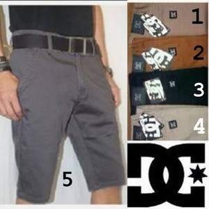 harga Celana chino pendek dc pria chinos pants cino lelaki laki-laki2 cowok Tokopedia.com