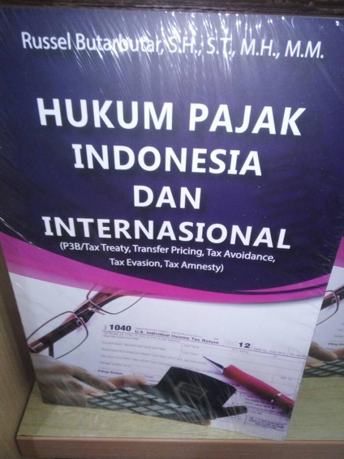 harga Hukum pajak indonesia dan internasional (p3b/tax treaty transfer pric Tokopedia.com