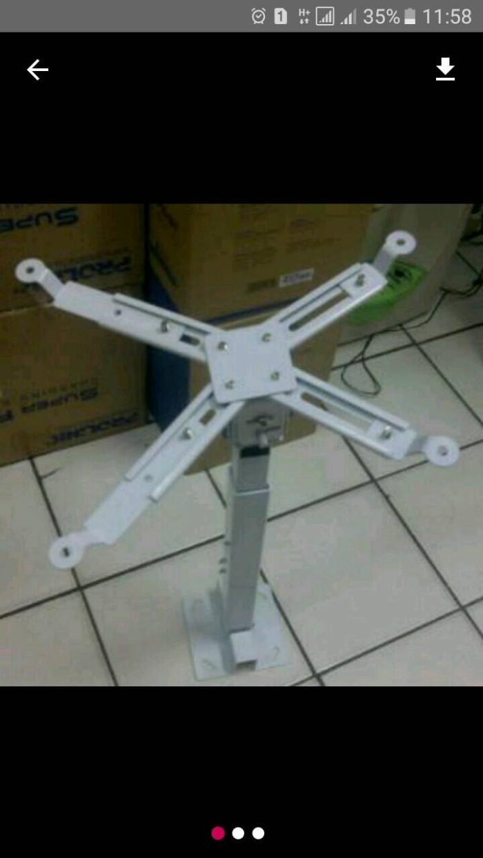 harga Bracket ceiling projector/braket proyektor murah berkuakitas Tokopedia.com
