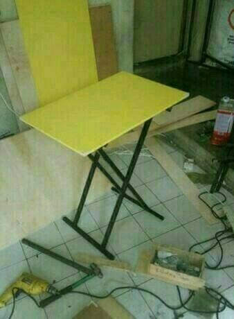 harga Folding table meja lipat kafe restoran bazaar bazar Tokopedia.com