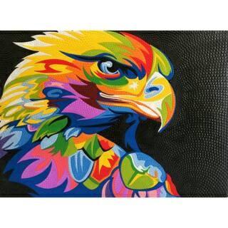 Jual Lukisan Dot Burung Elang Kab Gianyar Bali Art Painting