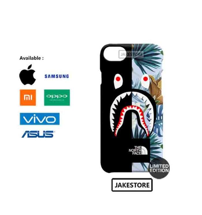harga Case oppo a57 bape shark the north face tropical hardcase casing Tokopedia.com
