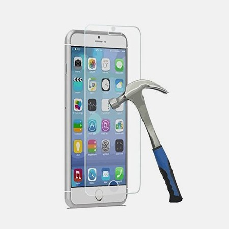 IPHONE 7/ IPHONE 7 PLUS TEMPERED GLASS SCREEN PROTECTOR FULL COVERED