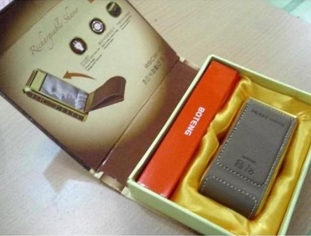 Shaver Alat Cukur Kumis Dan Jenggot Cokelat - harga dan model Produk ... 68de78597c