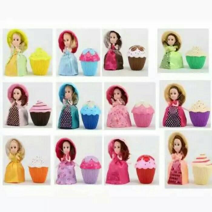 Jual PROMO Mainan Boneka Cewek EMCO Cupcake Surprise - zahiras shop ... cc5aeffc7f