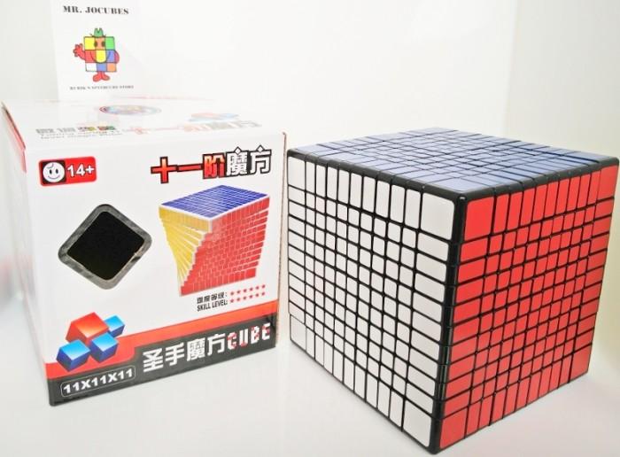 Rubik 11x11 shengshou black