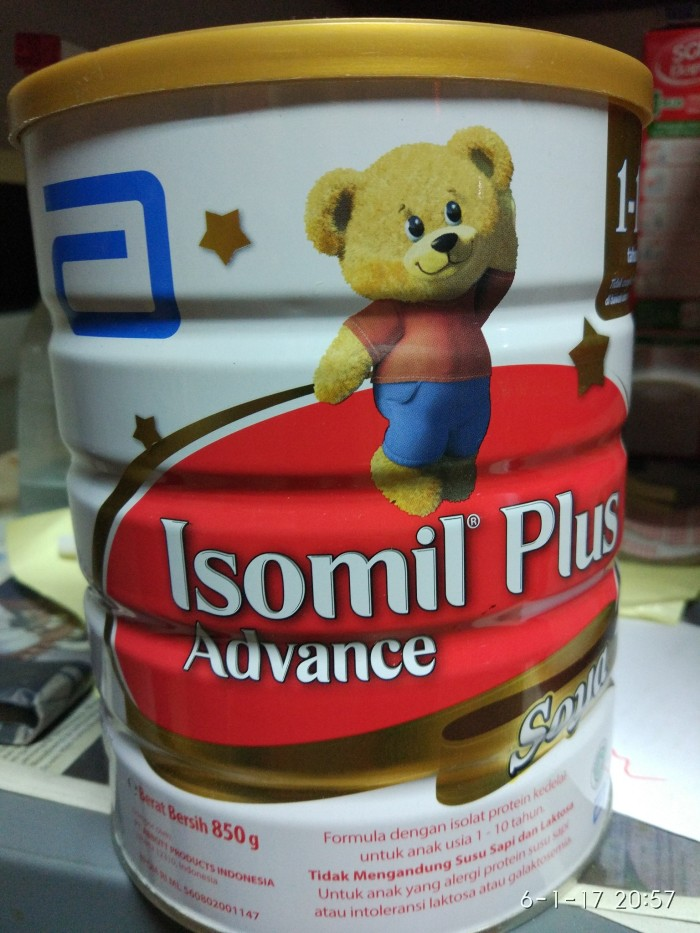 Isomil plus advance 850gr
