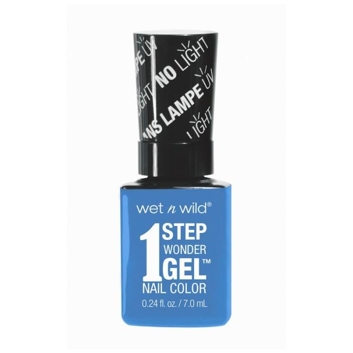 harga Wet n wild 1 step wonder gel nail color - peri wink le of an eye e7291 Tokopedia.com