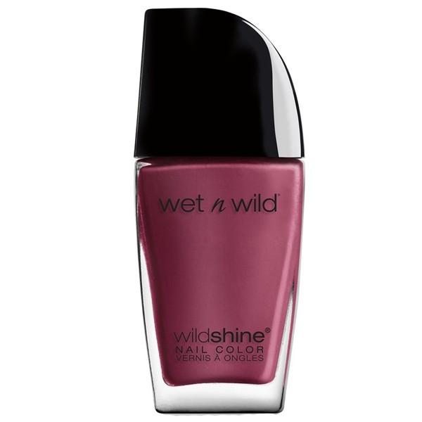 harga Wet n wild wild shine nail color - grape minds think alike e487e Tokopedia.com
