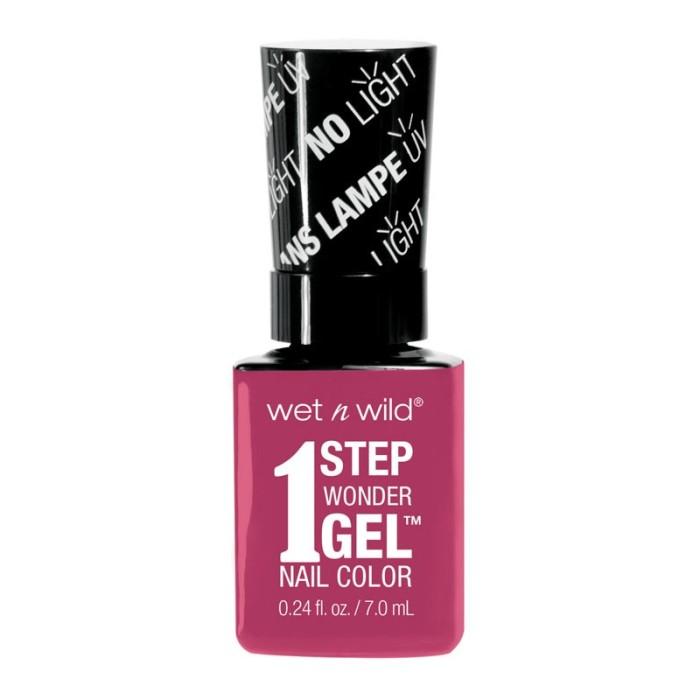 harga Wet n wild 1 step wonder gel nail color - it's sher bert day! e7231 Tokopedia.com