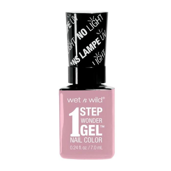 harga Wet n wild 1 step wonder gel nail color - pinky swear e7211 Tokopedia.com