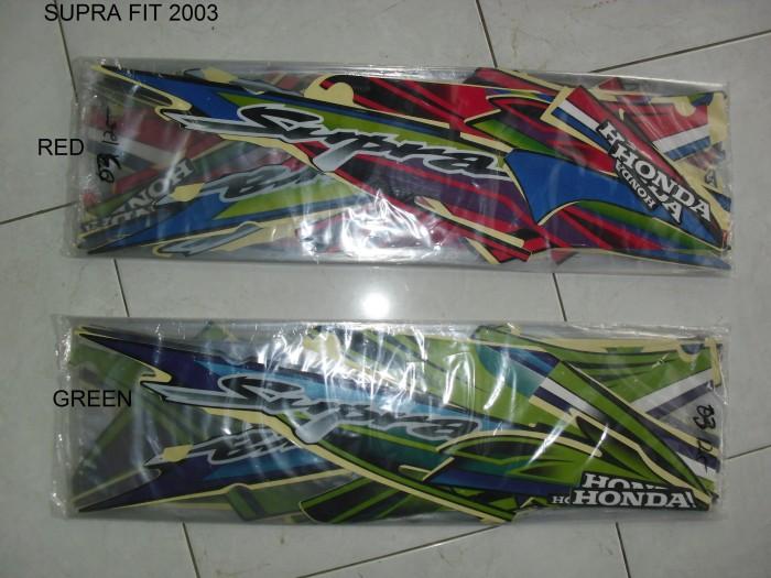 harga Striping motor honda supra 2003 Tokopedia.com