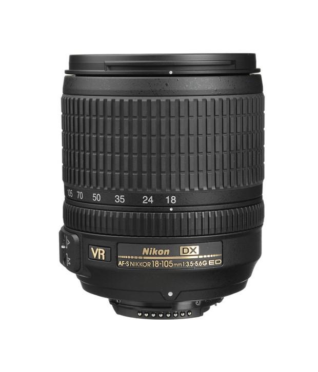 harga Lensa kamera dslr nikon / nikon18-105mm Tokopedia.com