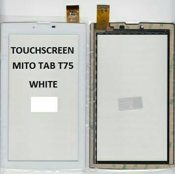 TOUCHSCREEN MITO TAB T75 BLACK/WHITE