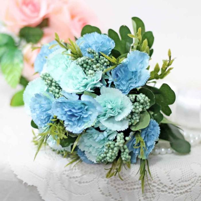 harga Bunga plastik artificial handbouquet hand bouquet anyelir carnation 5  Tokopedia.com 7344130fd6