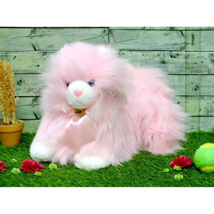 harga Boneka kucing anggora pink Tokopedia.com