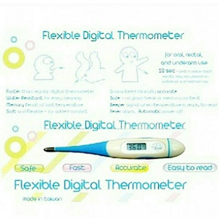 Little Giant Thermometer Digital - Blanja.com