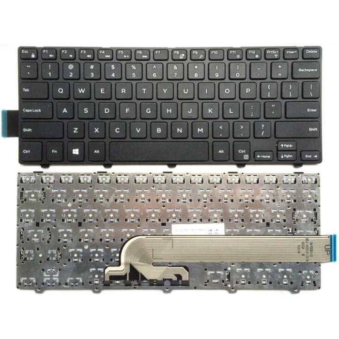 Jual Keyboard Original Dell Inspiron 14 5000 5451 5455 5458 7447 Series Kota Semarang Win Jaya Grosir Tokopedia