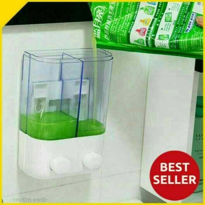 harga Dispenser sabun 1000ml aquapacking Tokopedia.com