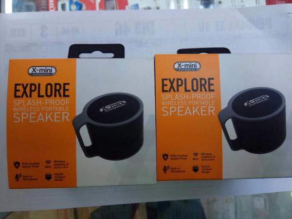 harga X mini explore speaker bluetooth original Tokopedia.com