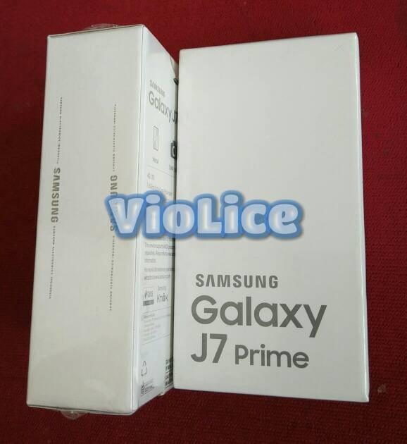 Harga New Samsung Galaxy J7 Prime Garansi Resmi Sein Ready White Gold Tokopedia Rp 2950000