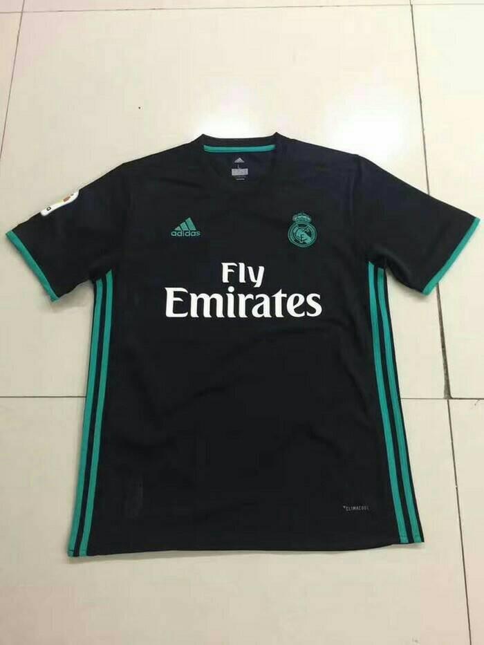 Jual Jersey Bola Real Madrid Away New 17 18 Grade ORI