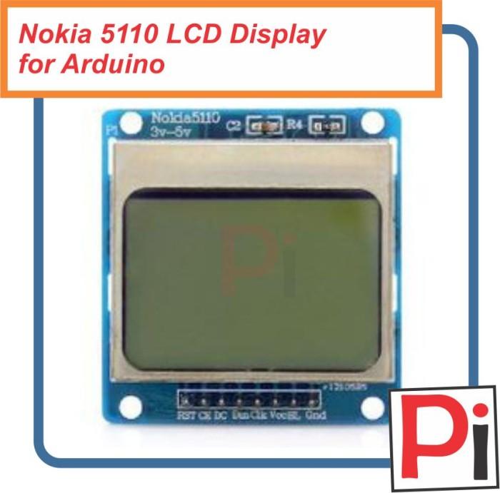 harga Nokia 5110 lcd module for arduino Tokopedia.com