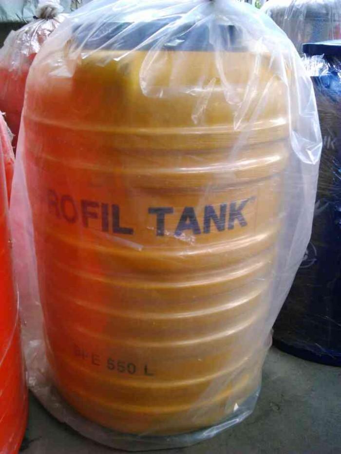 harga Profil tank bpe 550 liter / toren / tandon / tangki air hdpe Tokopedia.com