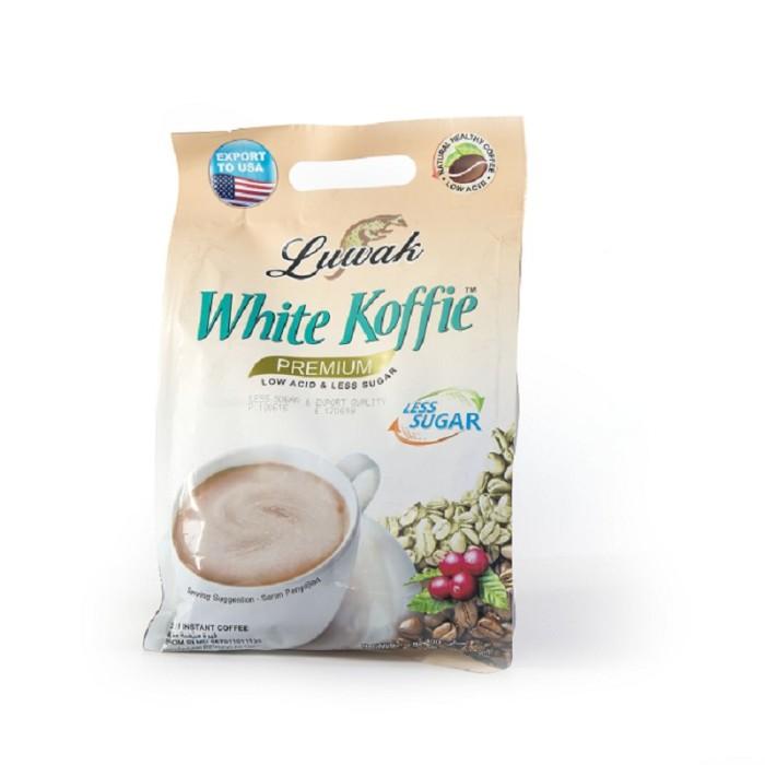 Jual Kopi Luwak White Koffie Premium (Less Sugar & Low ...