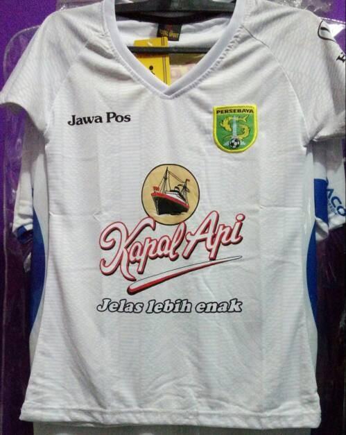 harga Jersey Ladies Persebaya Away 2017 Merk Lokal Tokopedia.com