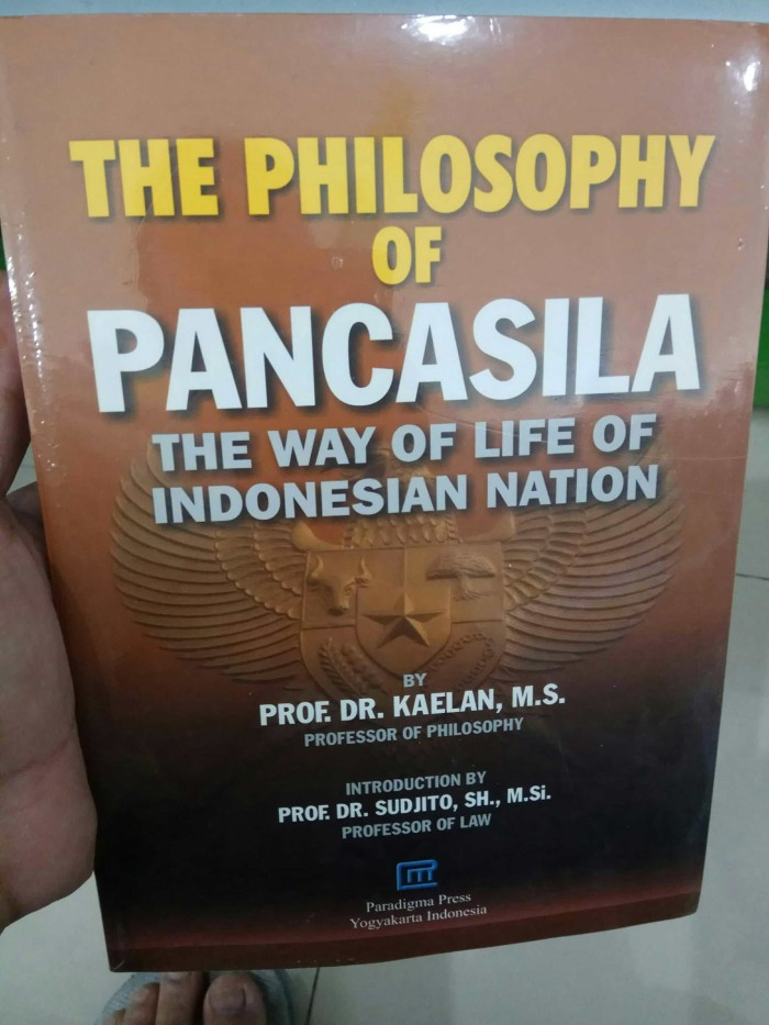 harga The philosophy of pancasila Tokopedia.com