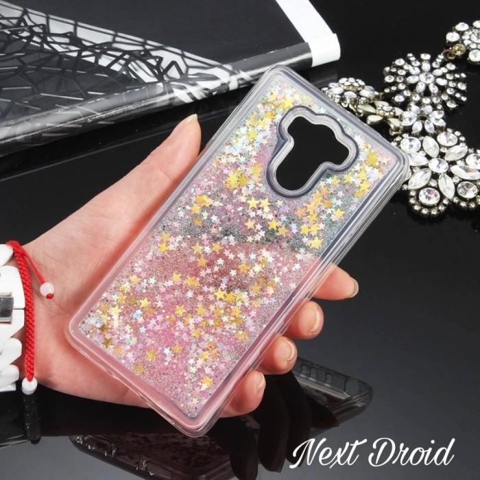 harga For xiaomi redmi 4 case pasir star water glitter softcase cover Tokopedia.com