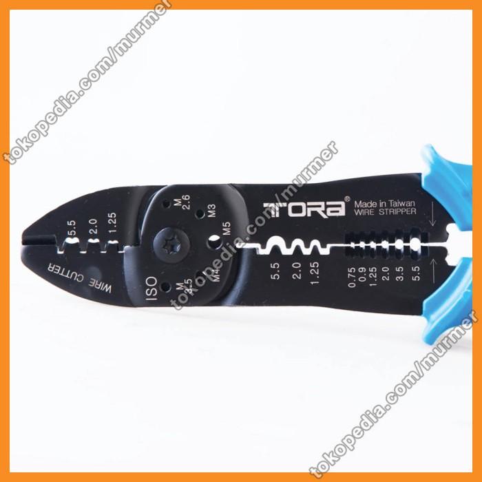 harga Crimping Tool 5 Way 9