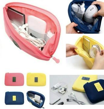 harga Cable pouch organizer [size l] / tempat penyimpanan hp powerbank dll Tokopedia.com