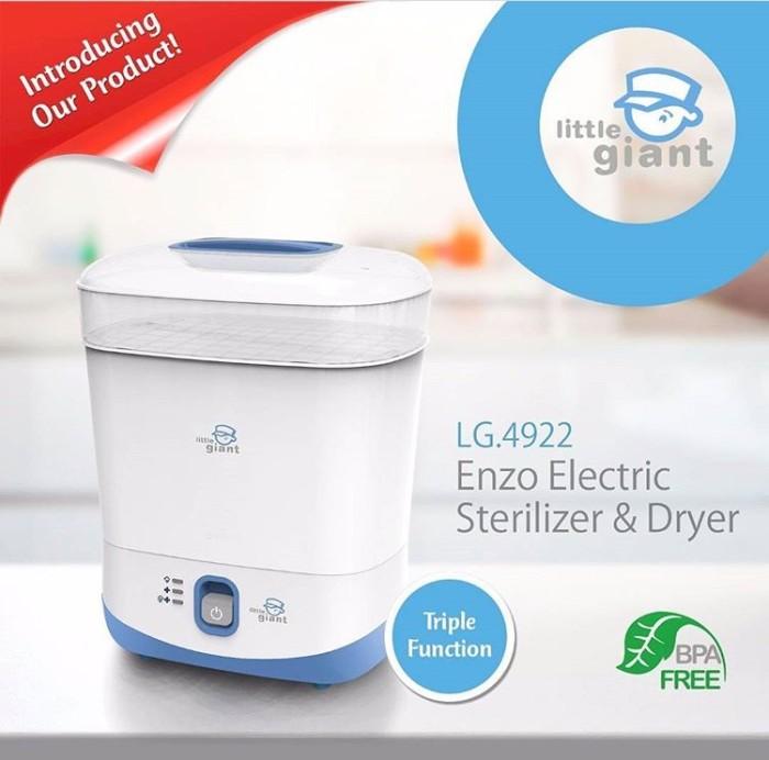 1f8410590 Jual (PROMO) Little Giant - Enzo Electric Sterilizer & Dryer (LG4922 ...