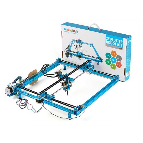 harga Makeblock xy plotter robot kit (with electronic version) Tokopedia.com