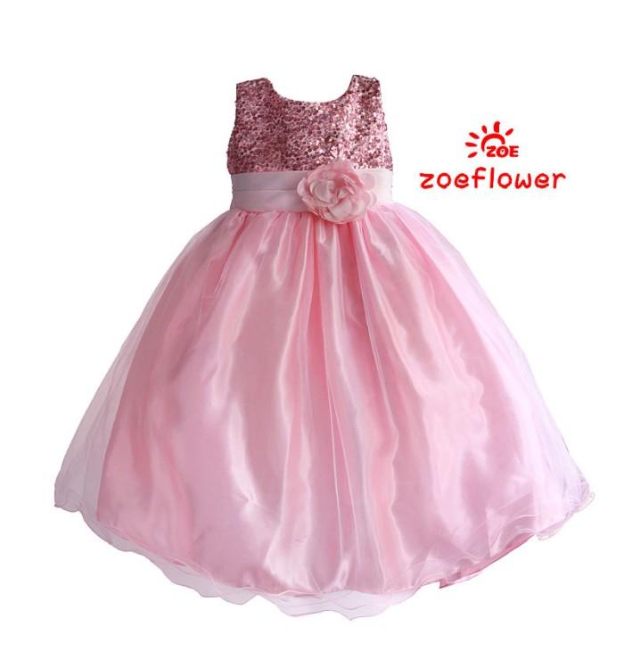 harga Dress anak perempuan : dress zoe party pink Tokopedia.com