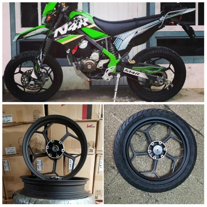 harga Velg racing klx 150 velg supermoto racing klx dtracker merk rossi Tokopedia.com