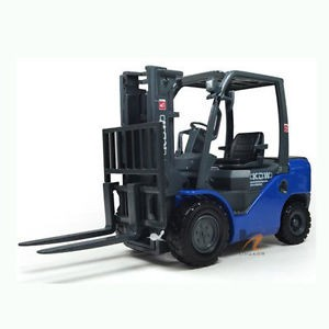 KDW 1:20 Scale Diecast Forklift Truck Construction Vehicle Car Model T