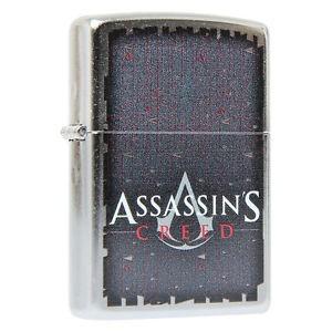 Jual Zippo 29495 Assassin S Creed South Korea Version Genuine