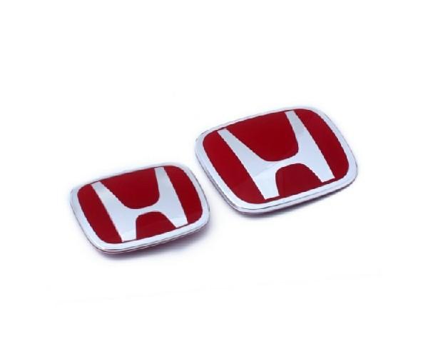 Jual Red Emblem Original Honda Mobilio 2020 Kota Administrasi