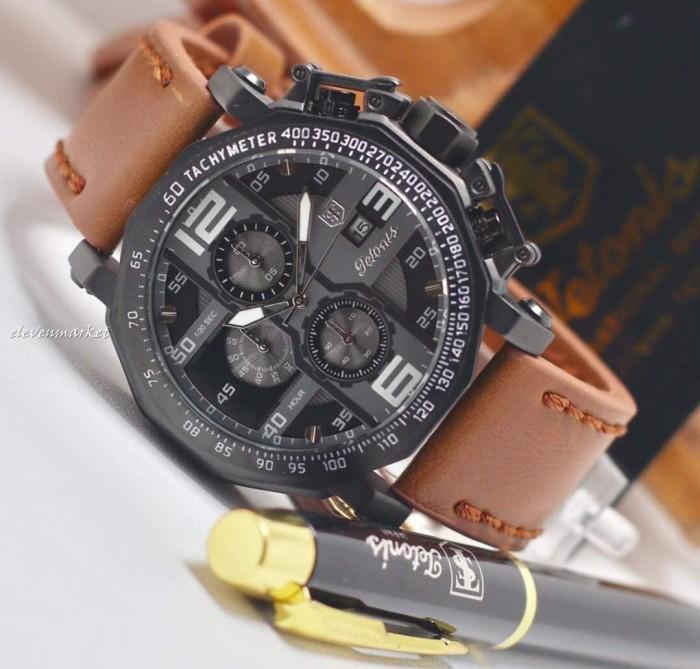 Jual Jam Tangan Tetonis Original Asli Made In Japan Jepang Anti Air ... fd7b75934b