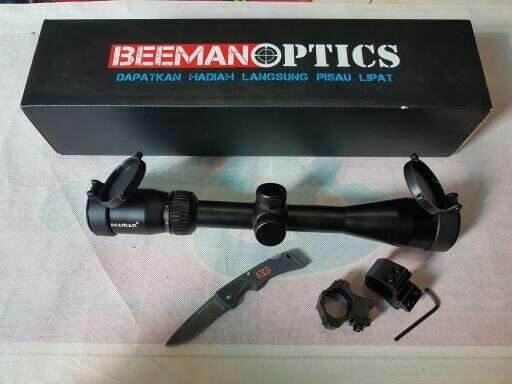 Jual telescope beeman optics original iyan collection