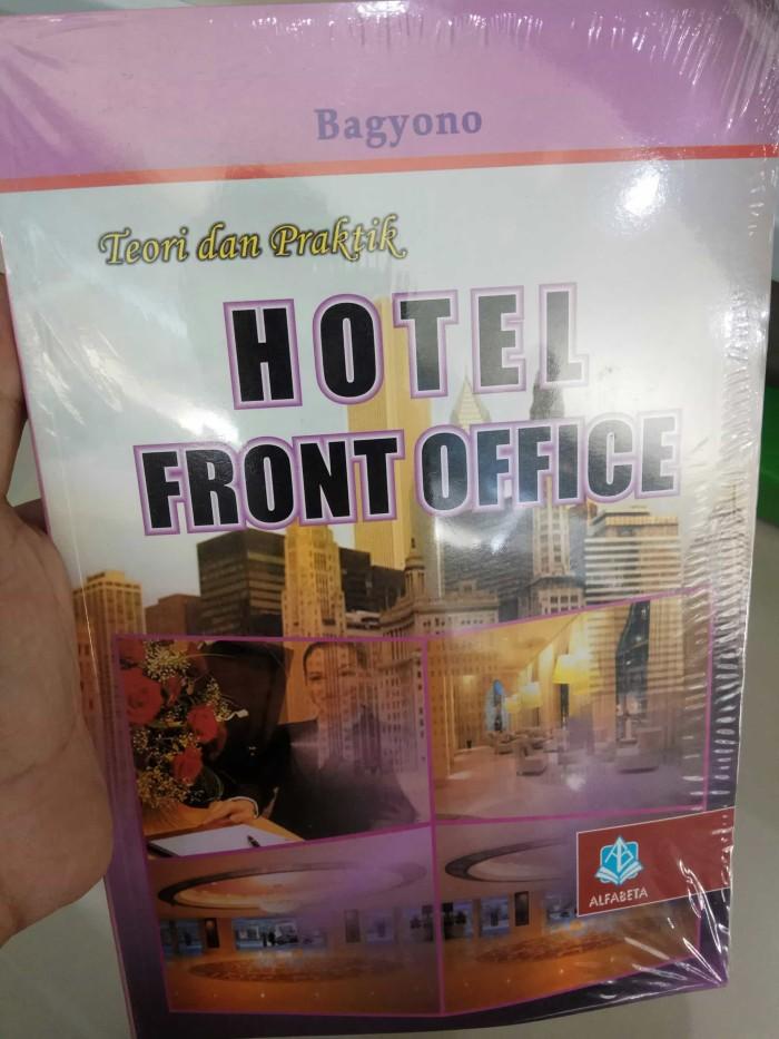 harga Hotel front office - bagyono Tokopedia.com